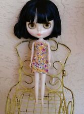 Factory Type Neo Blythe Doll Black Hair