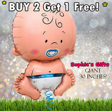Its a Boy Baby Shower 1st Newborn Happy Birthday Party Balloon Party theme