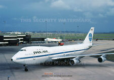 PAN AM BOEING 747 121 SYDNEY A3 POSTER PRINT PICTURE PHOTO IMAGE