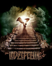 Led Zeppelin Wall Art Print 14 x 11""