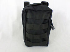 Large Utility Pouch with MOLLE Straps and Zipper Closure