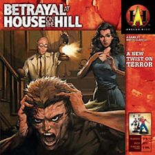 Betrayal at House on the Hill, 1st Edition, Boardgame, USED, English