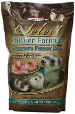 Marshall Pet Products Select Chicken Formula Premium Ferret Diet 4 lbs.
