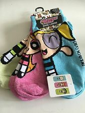 POWER PUFF GIRLS Donna Blossom Trainer Calzini 4 5 6 7 8 Scarpa Liner 3 CONF.
