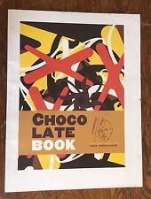 """Max Brenner Choco Late Book Poster Advertising Large 15"""""""