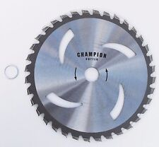 "10"" Carbide tipped brush cutter blade for almost all brands of trimmers"