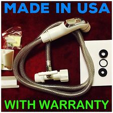 White Toilet Bidet Shattaf Muslim Shower . MADE IN USA. FAST SHIPPING!