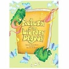 Return of the Library Dragon by Carmen Agra Deedy (2012, Hardcover)