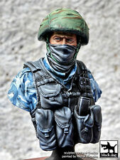 Blackdog Models 1/10 MODERN UKRAINIAN SOLDIER Resin Figure Bust