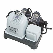 Intex 120V Krystal Clear Saltwater System CG-28667 +ECO Above Ground Pools -New