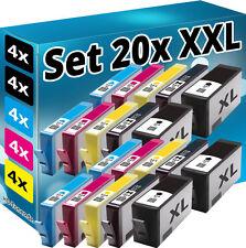 20x CHIP PATRONEN für HP-364XL B010A B109a B109n B110a B110c B209a B209b B210a