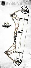 New 2014 Bear Archery Agenda 6 Bow Realtree APG Left Hand 60#