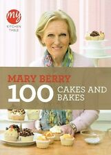 My Kitchen Table: 100 Cakes & Bakes by Mary Berry NEW