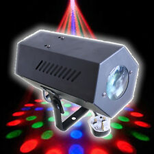 Sound Active Moon Flower LED Stage Lighting  Lights for Club Party XMAS Disco