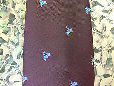 Pegasus Airborne Division Regimental (Crest) Tie