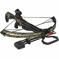 Barnett Jackal Crossbow Package with Red Dot Sight Next G1 Camo, 78404