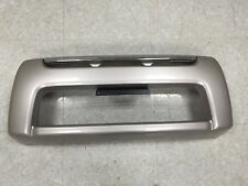 BUMPER PROCTER  FOR TOYOTA LAND CRUISER '98-'07 (CENTER TYPE) Unpainted