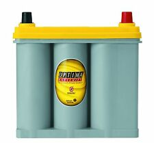 Optima® 8073-167 YellowTop® DeepCycle Starting AGM Battery D51R Reverse TopPosts