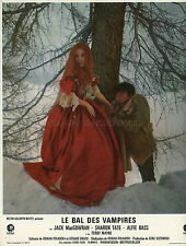 SHARON TATE DANCE OF THE VAMPIRES LE BAL DES VAMPIRES 1967 VINTAGE LOBBY CARD #2