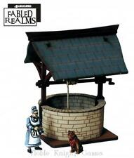 4Ground 28mm Fabled Realms Mordanburg Well (Pre-Painted) Pack MINT