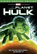 Planet Hulk (DVD 2 disc Special Edition)  NEW sealed