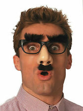 Mr Boss disguise nose clown comedy groucho glasses parade prop gag joke novelty