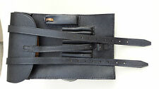 German WWII M1935 Leather Dispatch & Map Case