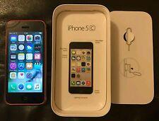 Apple Iphone 5c - 8gb - Pink (EE) Smartphone