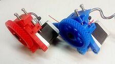Red Greg Wade Remote Bowden Extruder 3D Printer J-Head 1.75 Hobbed Bolt Bearings