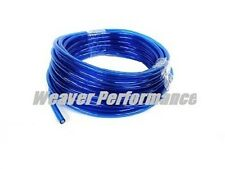 "Go Kart Racing 25' of 1/4"" ID Blue Fuel Line for Clones 5hp Animal Gas or Alky"