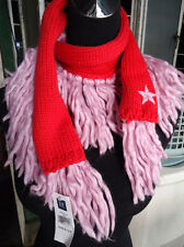 GAP USA RED PINK SCARF free size