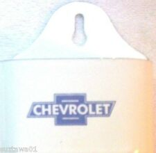 Chevrolet Match Holder Ltd Ed Advertising Porcelain Chevy Fire Place Mancave Bar