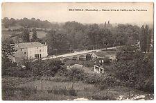 CPA 16 - MONTBRON (Charente) - Basse-Ville et Vallée de la Tardoire