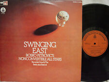 "BOSKO PETROVIC - Swinging East LP (RARE Yugoslav Import on ""red"" RTB) MINT-"