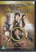 Jim Henson's The StoryTeller - The Complete Collection New & Sealed UK R2 DVD