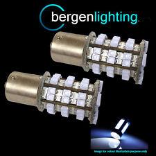 382 1156 BA15s 245 207 P21W 48 LED BIANCHI SMD FRECCIA POSTERIORE LAMPADINE
