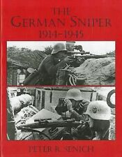 GERMAN SNIPER - NEW PAPERBACK BOOK