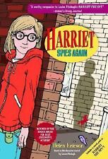 Harriet Spies Again by Louise Fitzhugh and Helen Ericson (2003, Paperback)