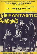SC18 SPARTITO Young lovers- Il selvaggio The fantastic shadows
