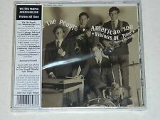 WE THE PEOPLE / AMERICAN ZOO - Visions Of Time / Guerssen / CD (New Sealed!)