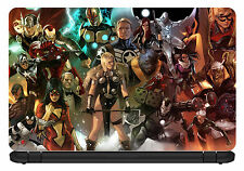 15,6 Pulgadas avengers-laptop Vinilo skin/decal/sticker-protection cover-lc008