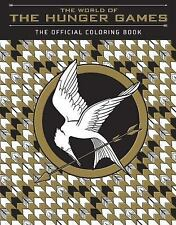 The World of the Hunger Games : The Official Coloring Book by Scholastic...