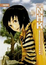 WELCOME TO THE NHK  (Tokyopop USA 2007 Light Novel OOP ~ Takimoto)  VERY FINE