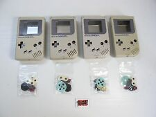 Nintendo Game Boy Original - 4pc Shells and Parts Only - Japan - Import