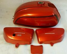 SUZUKI GT750L 1974 MODEL TANK AND SIDE PANELS FULL PAINTWORK DECAL KIT