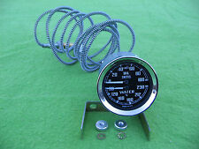 SMITHS Dual Oil and Water Gauge, MGB, MG Midget, Austin-Healey 3000, 100-6, Mini