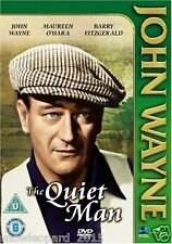 THE QUIET MAN DVD John Wayne Ford Western Classic Quite New Sealed UK Release