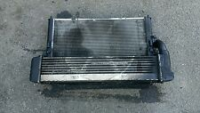 ROVER 75 MGZT 2.0 CDTI WATER RADIATOR AND INTERCOOLER