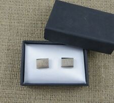 Tipo's Creations Personalized Cuff Links-Groomsmen-wedding(cu-04)