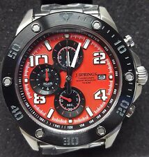 J.SPRINGS MENS SPORTS CHRONOGRAPH WATCH BFH001